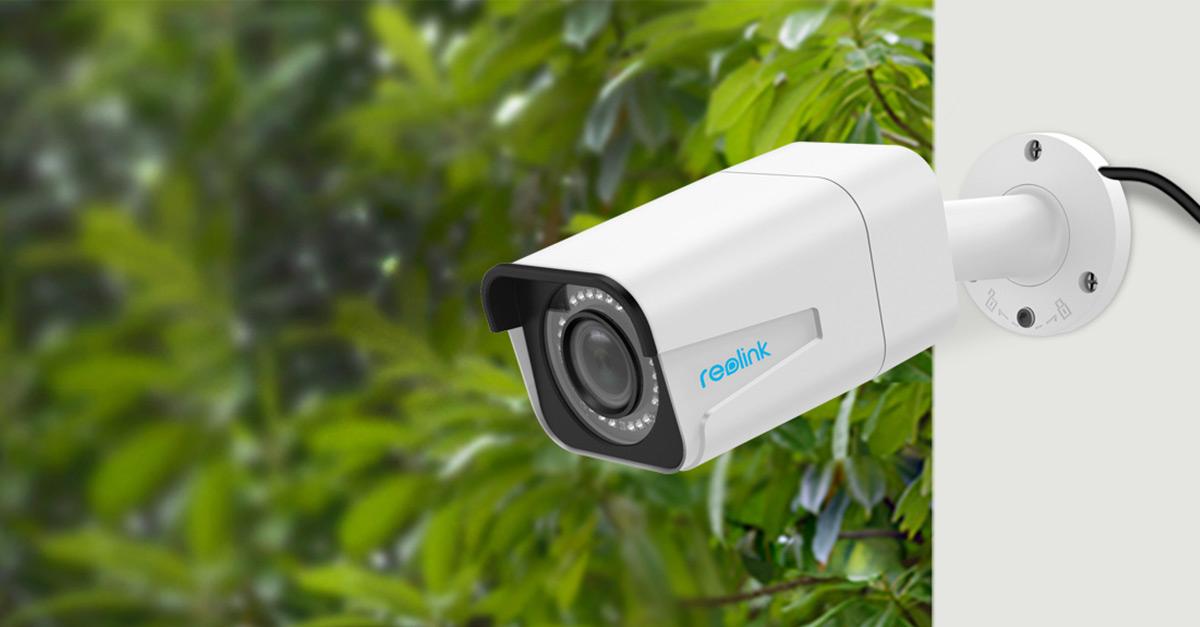 Reolink RLC-511 5MP PoE Beveiligingscamera met 4X optische zoom voor €75,57 met code @ Reolink