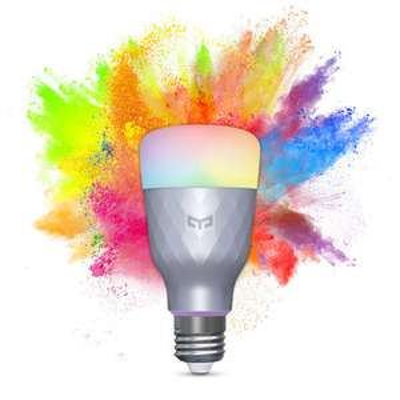 Yeelight 1SE Wifi e27 RGBW smart lamp - Verzonden uit Tsjechië