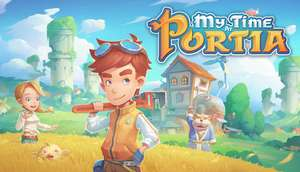 [Steam/Pc] My Time At Portia €10,19 @ Steam