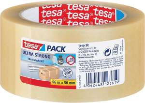 6-pack TESA Ultra Strong plakband @ Bol.com