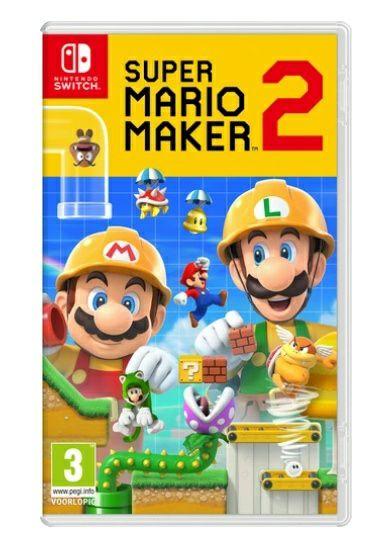 Super Mario Maker 2, Switch