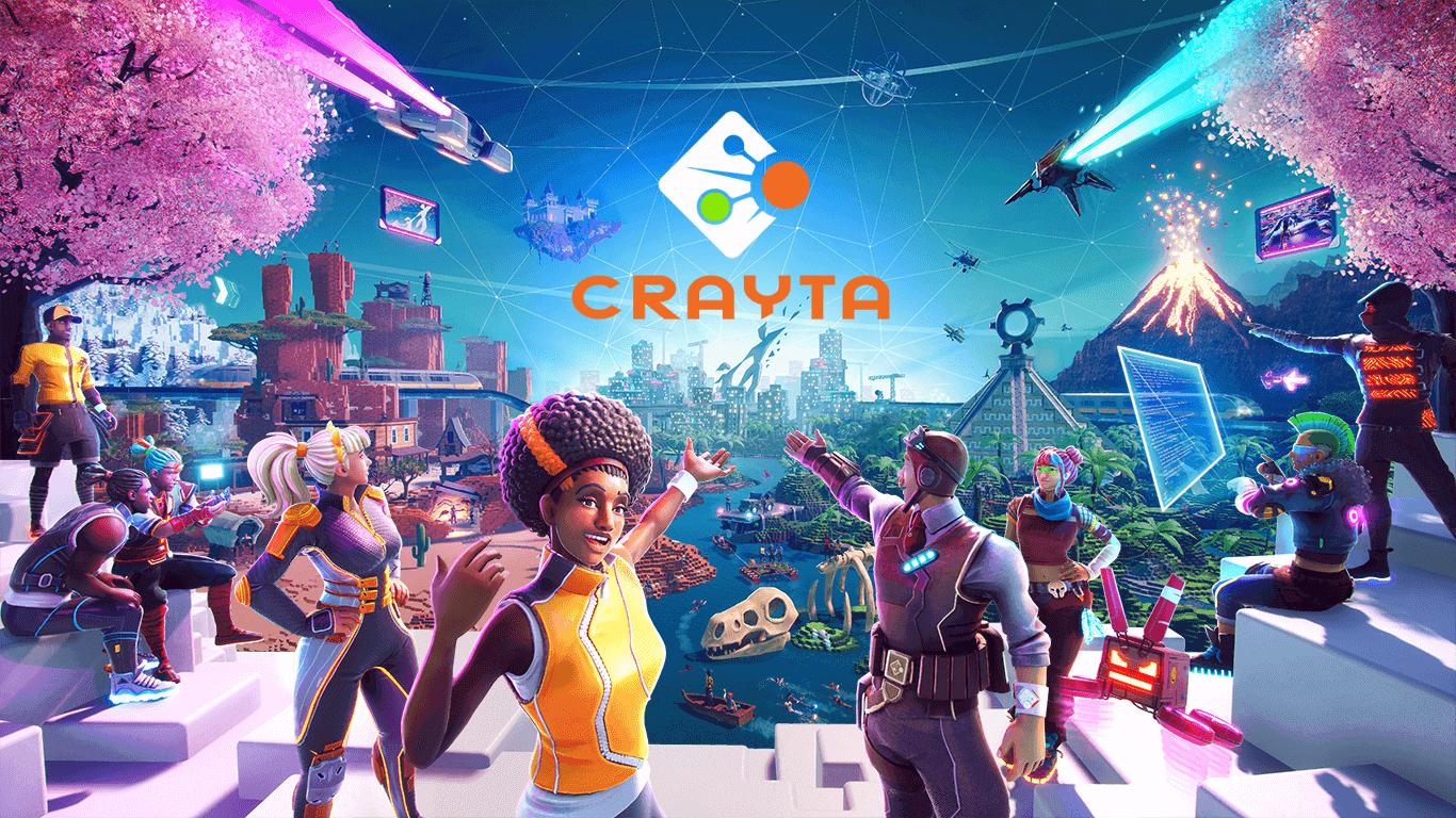 Crayta gratis op epic