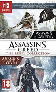 Assassin's Creed The Rebel Collection (Nintendo Switch)