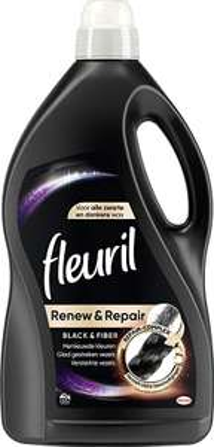 Diverse wasmiddelen bij Amazon.nl - bijvoorbeeld Fleuril 65 wasbeurten