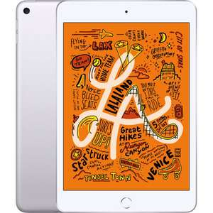 Apple iPad mini 5 Wi-Fi 256GB (Zilver) @ BCC