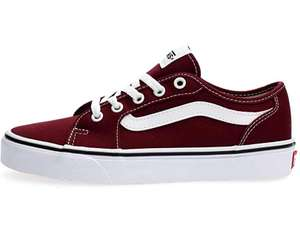 Vans Filmore Decon Suède sneakers rood €23,99 @Amazon.nl