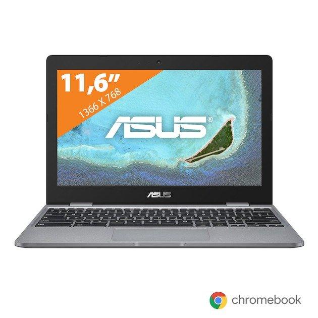 "Asus Chromebook 11.6"" / 4GB / 32GB / Intel Celeron 1,1 - 2,4 GHz voor €199 @ Expert"