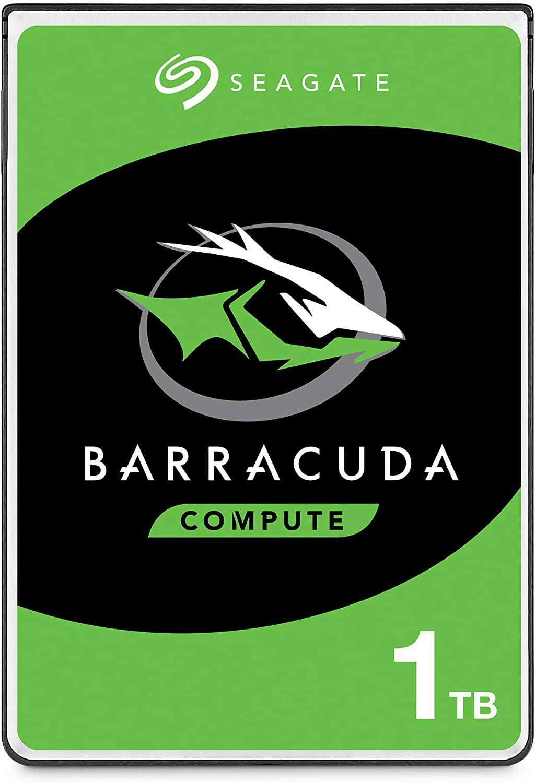 Seagate Barracuda 1TB 2.5 inch interne hardeschijf