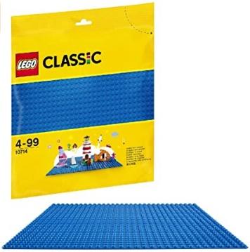 LEGO 10714 Classic Blauwe basisplaat @ Amazon.nl
