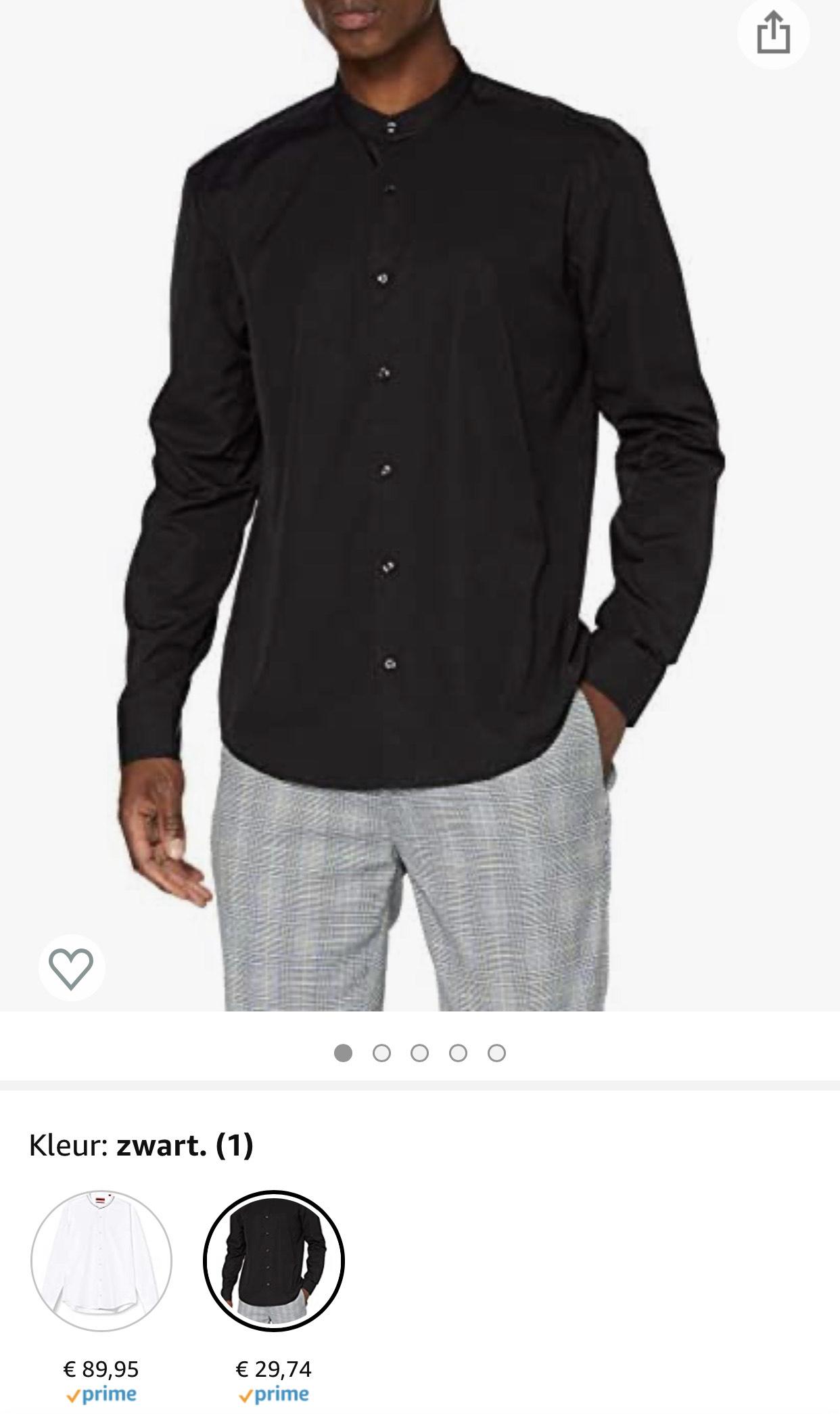 Hugo overhemd