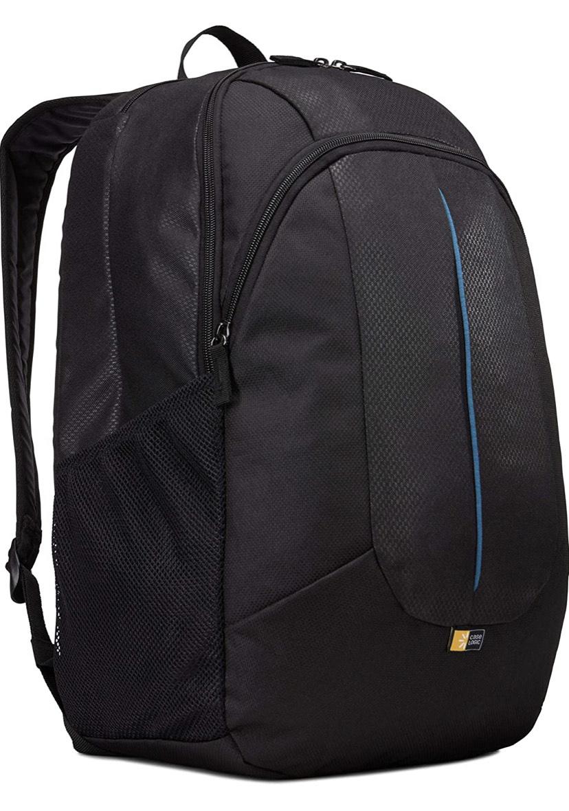 Case Logic Prevailer Laptop Backpack middernacht (17,3 inch) zwart