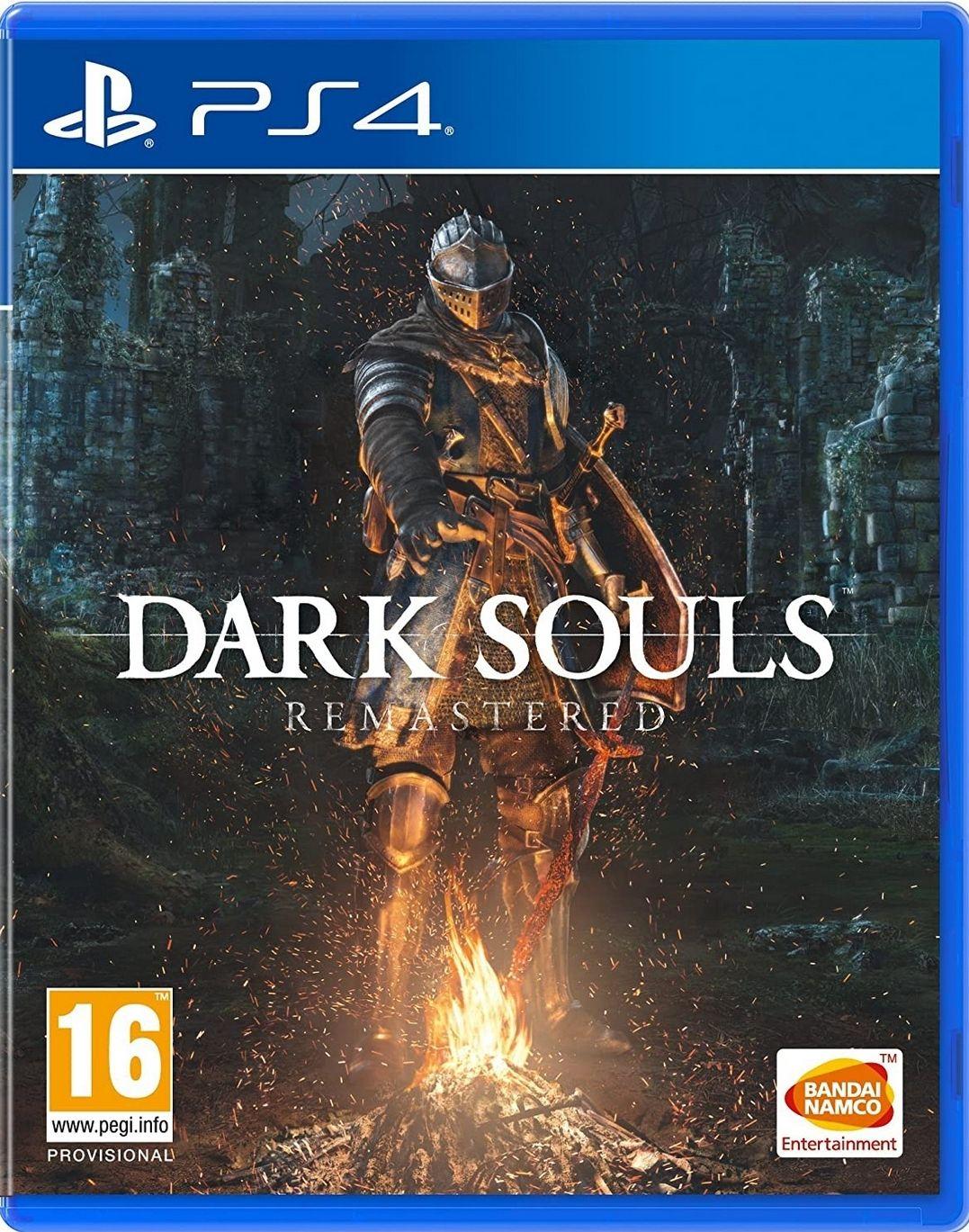 Dark Souls Remastered (PS4)