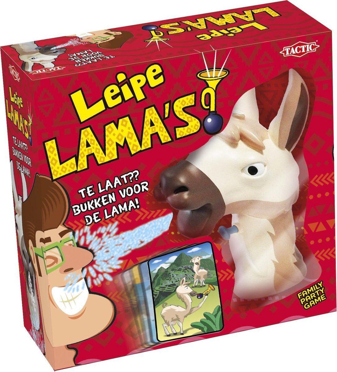 Tactic familiespel: Leipe Lama's! @ Dagknaller