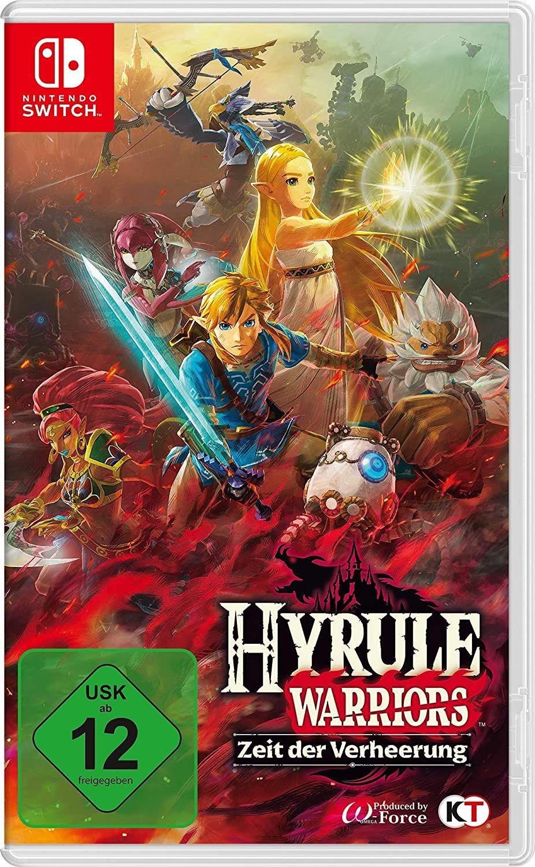 Hyrule Warriors: Age of Calamity (Nintendo Switch) @Amazon DE