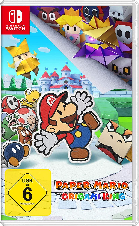 Paper Mario: the Origami King (Nintendo Switch) @Amazon DE