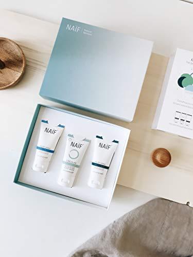 NAÏF 3-delige gezichtsverzorging Face Kit voor €11,74 @ Amazon.de