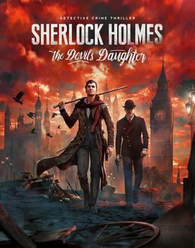 Sherlock Holmes - The Devil's Daughter (PC) Steam Key