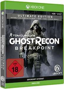 Tom Clancy's Ghost Recon Breakpoint - Ultimate Edition (Xbox One) @ Amazon.nl