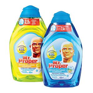 Mr. Proper handafwas of allesreiniger voor €1 @ PLUS