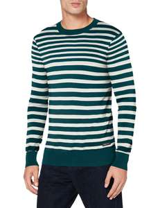 Scotch & Soda Classic Striped Cotton Crewneck