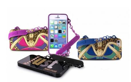 Just Cavalli Clutch cover, iPhone 5/5S - €5 incl. @Dixons