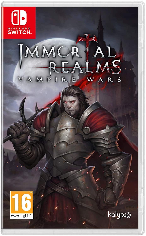 Immortal Realms - Vampire Wars (Nintendo Switch)