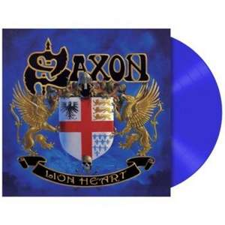 Saxon - Lionheart | Heavy Metal | 2016 | LP Vinyl @ Amazon.nl