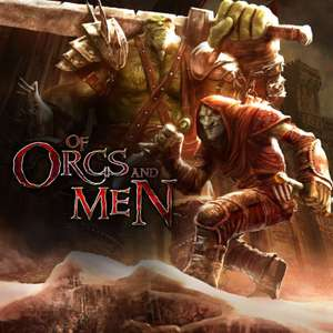 Of Orcs and Men RPG Steam Key voor €0,08 met code @ Gamivo