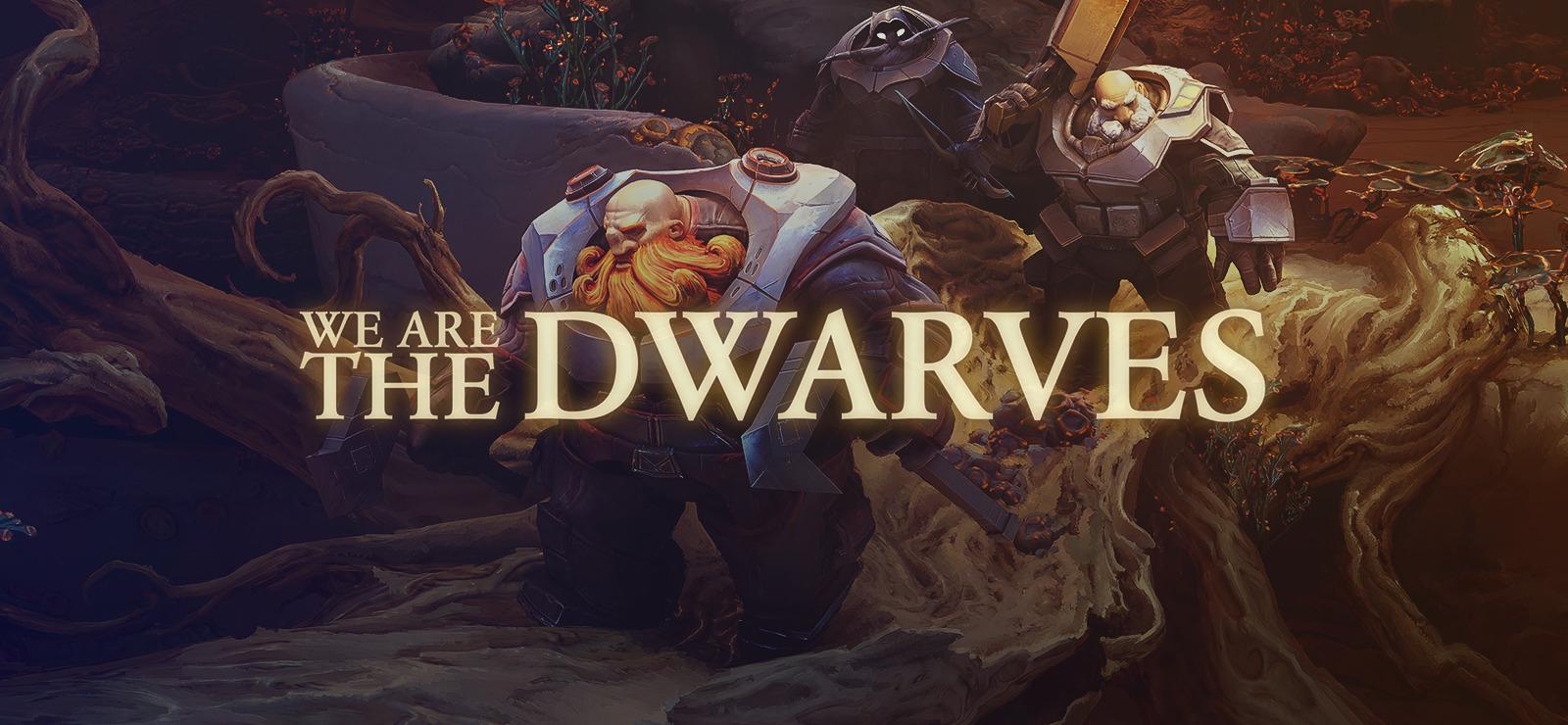We are the Dwarves Computerspel goedkoper