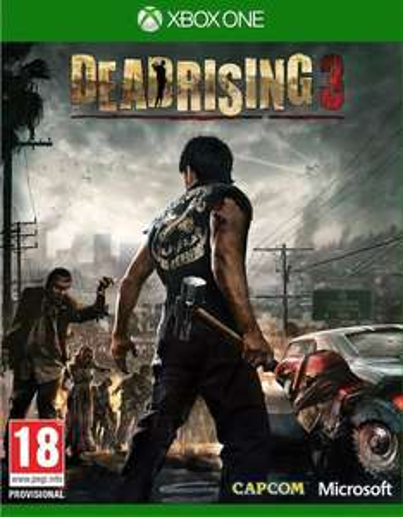 Dead Rising 3 Apocalypse Edition voor €25,50 @ Coolshop