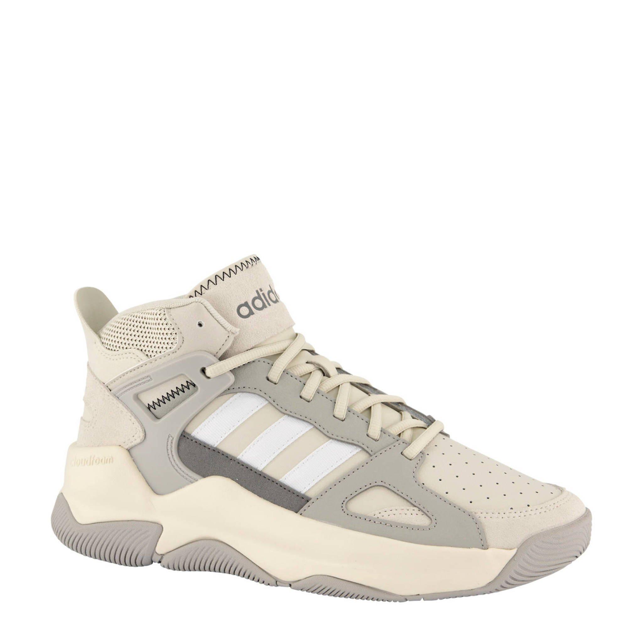 adidas Streetspirit heren sneakers beige @ wehkamp.nl