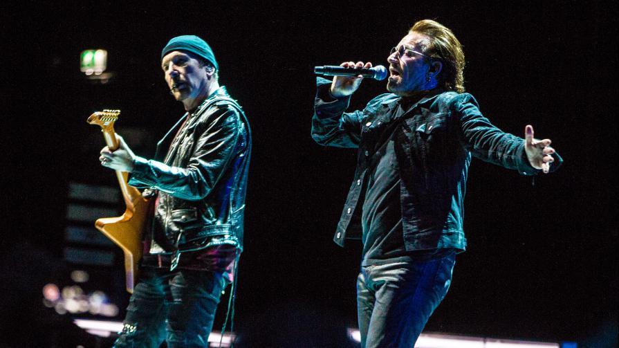 U2 deelt gratis 4 gedenkwaardige concerten op YouTube