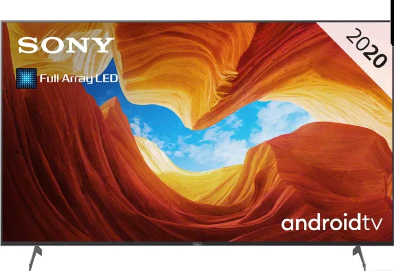 """Sony KD-75XH9096 75"""" Full Array Led TV"""