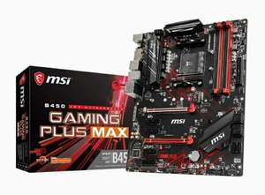 MSI B450 Gaming Plus Max (AMD/AM4)