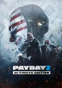 PayDay 2 Legacy Collection Steam Key voor €5,99 @ Eneba