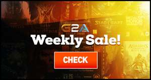 PC Games G2A Weekly sale