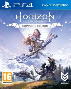 Horizon Zero Dawn Complete Edition (PS4) gratis vanaf 20/04