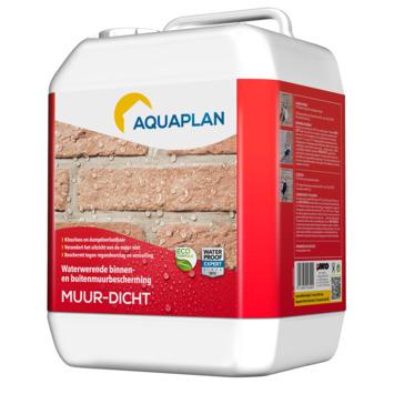 Aquaplan muur-dicht Coating 4 liter