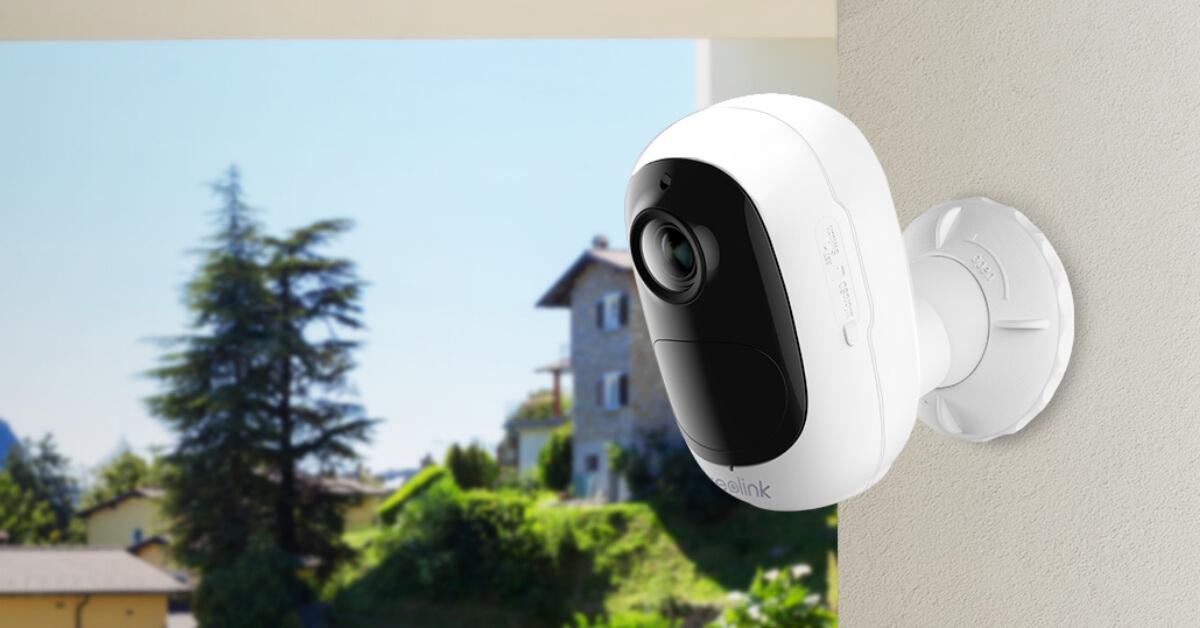 Argus 2E IP beveiligingscamera voor €65,93 - evt met zonnepaneel @ Reolink