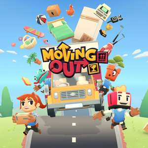 [Lokaal] Moving Out (Switch en PS4) voor 9,98 @Intertoys
