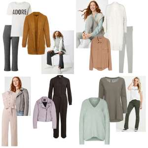Budget shopping: 4 comfy looks