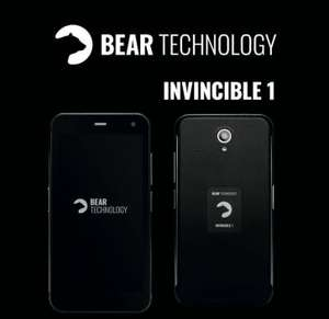 Bear Technology Invincible 1 rugged Smartphone