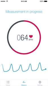 Runtastic Heart Rate Monitor, Heart Beat & Pulse Tracker PRO t.w.v. €1,99 gratis @ App Store