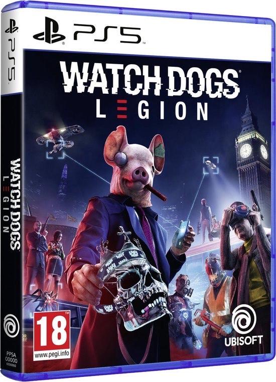 Watch Dogs Legion Standaard (Ultimate voor 35 excl)
