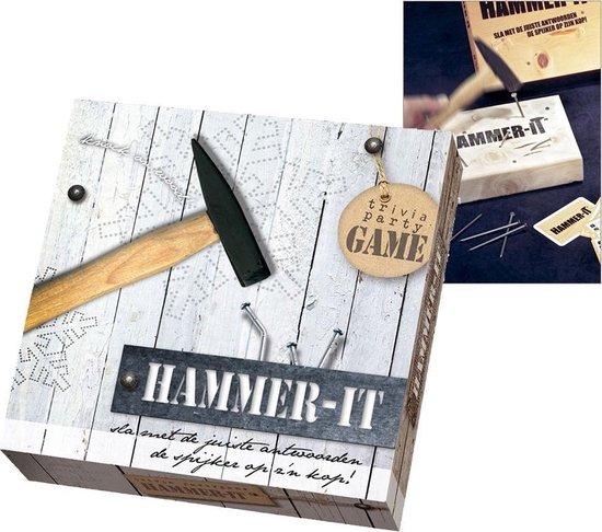 Hammer-iT KnockonWood Quizspel @ DealFixers