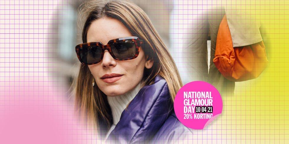 Glamourday op zaterdag 10 april