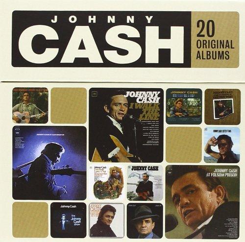 Johnny Cash boxset met 20 albums voor €28