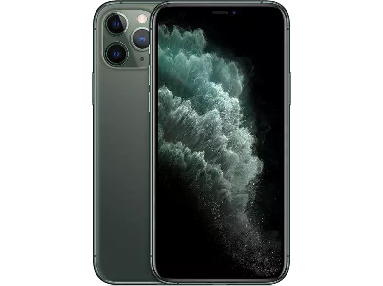 GRENSDEAL iPhone 11 Pro 256GB MediaMarkt Belgie Groen, Zilver of Goud