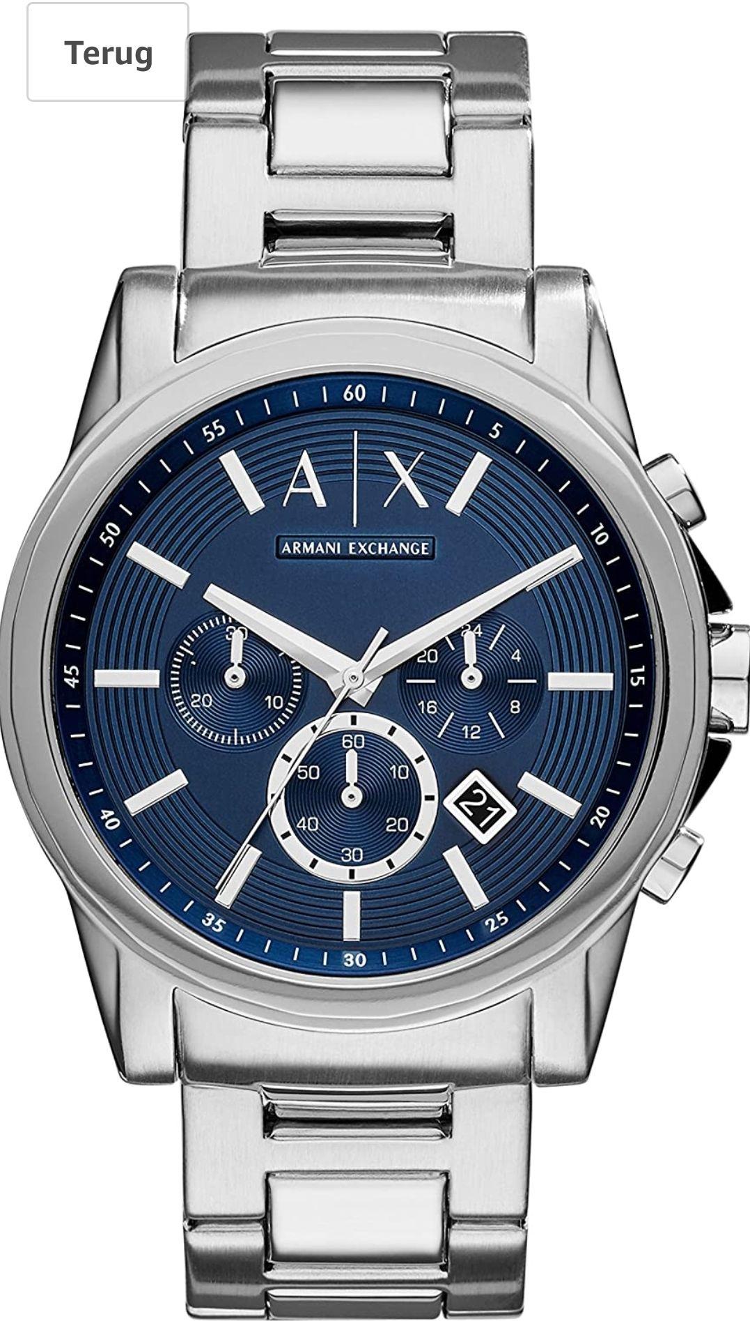 Armani Exchange Quartz Horloge