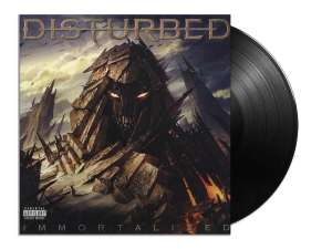 Disturbed- Immortalized op vinyl